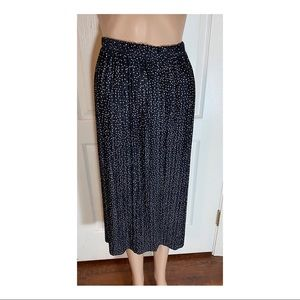 Zara long maxi skirt